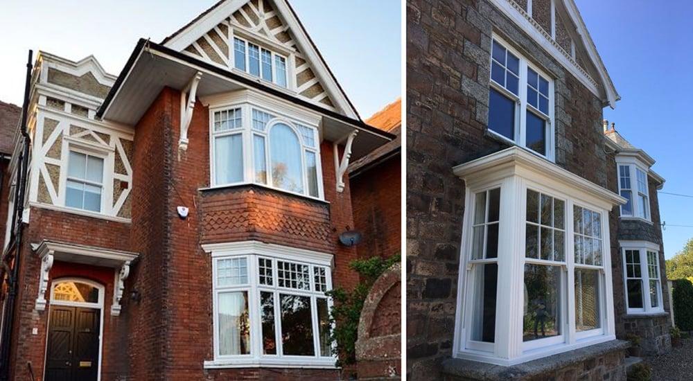 Edwardian Casement & Sash Windows
