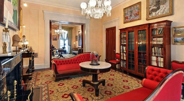 Victorian Paneled Internal Doors