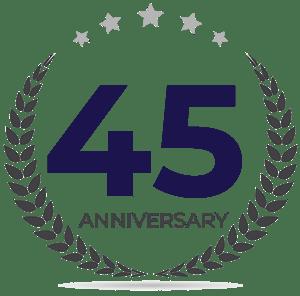 SJ 45year Logo Monseratt