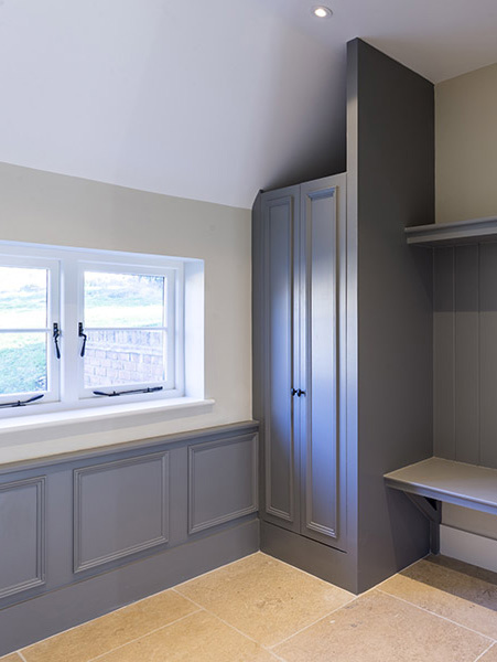 Architrave Wood Panelling
