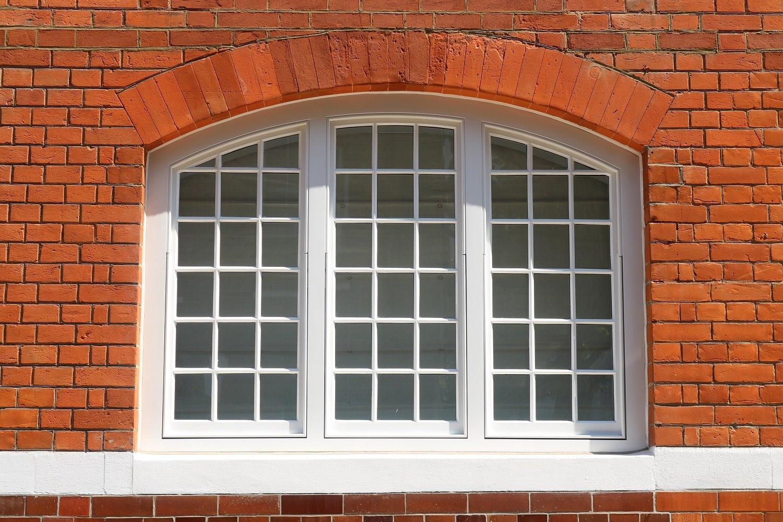 Arched Heritage Casement Windows