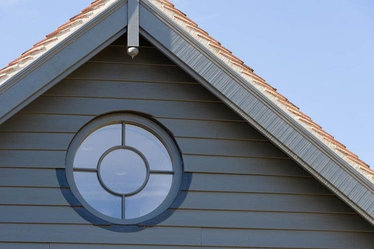 Circular Picture Casement Window