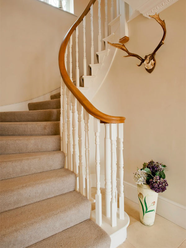 Spiral Bespoke Staircase