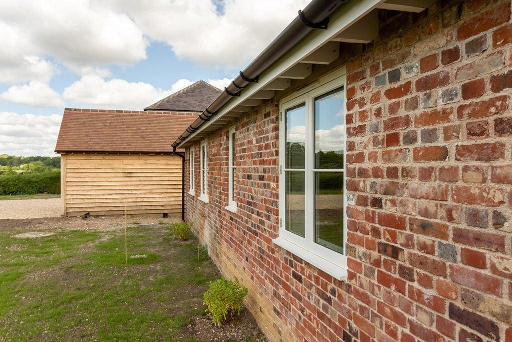 Casement Windows Wiltshire Farmhouse