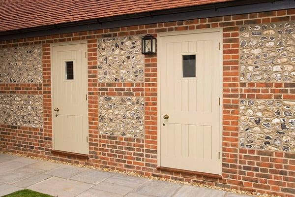 Cottage Style External Doors
