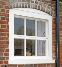 Heritage Double Glazing Casement Window 1000px
