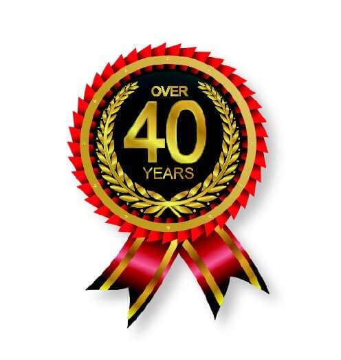 40 Years Joinery Experience