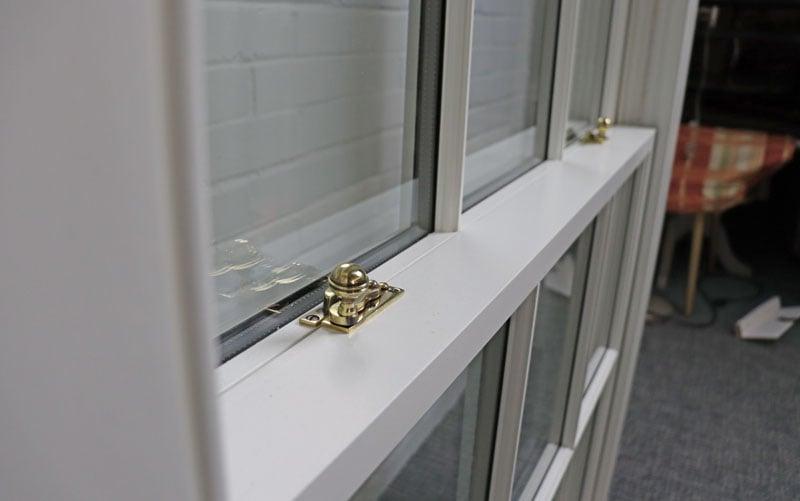 Window Sash Lock Showroom