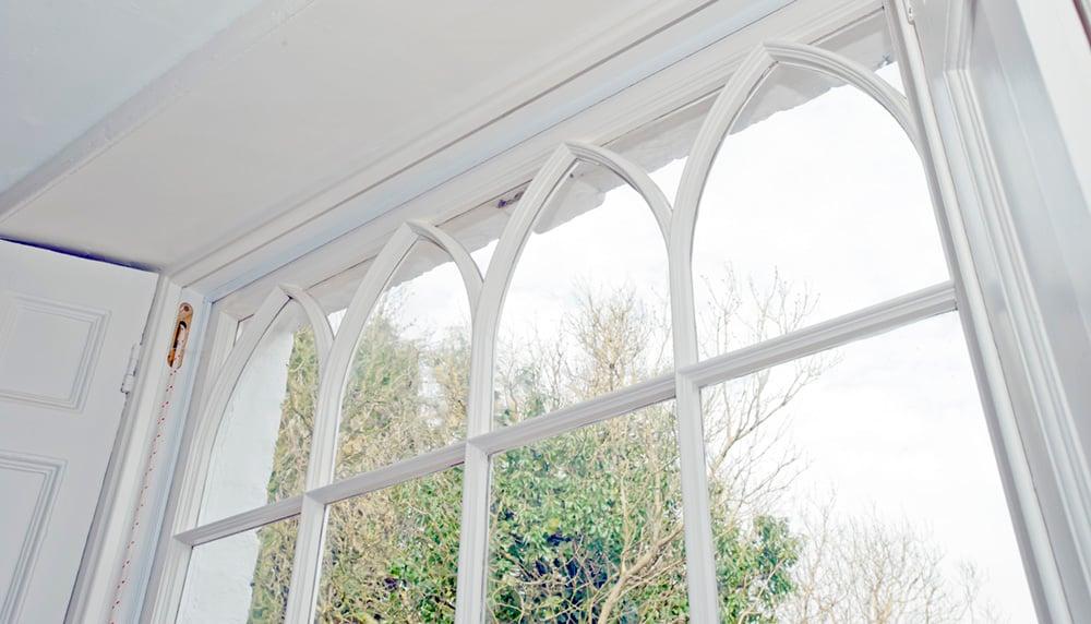 Single Glazed Heritage Sash Window