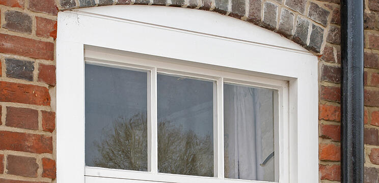 Traditional Timber Casement Window